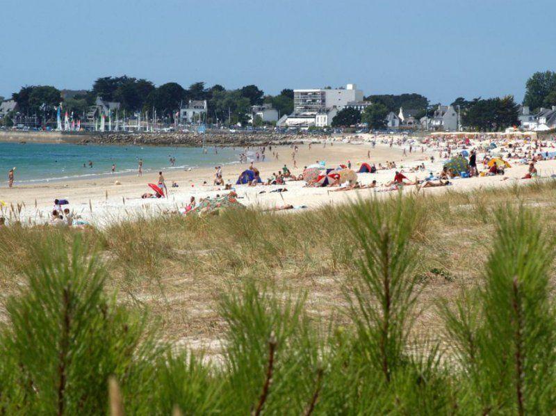 Carnac pr s de la trinit sur mer en morbihan for Camping carnac plage avec piscine